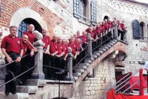 """""""Il Coro nel Castello medioevale scaligero di Soave (VR) giugno 2012"""""""