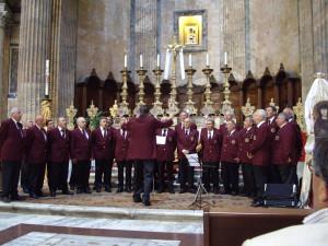 """""""Roma 30 maggio 2009 - concerto al Pantheon"""""""