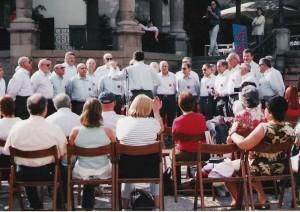 A Barcellona nel 2004
