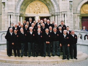 A Biarritz nel 2005 in attesa del primo concerto ufficiale