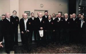 A Biarritz nel 2005 il coro è ricevuto dal Sindaco