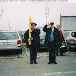 "2005 ""Presentarm"" in partenza per Vigo di Cadore"