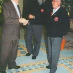 A Biarritz nel 2005 l'incontro con il Sindaco