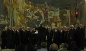 Concerto nella chiesa del Corpus Domini