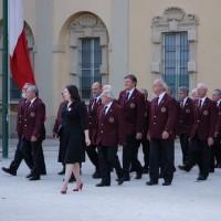 A Parma durante i festeggiamenti del 200° della fondazione dell'Arma - Giugno 2014